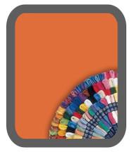 Bright Orange #608