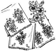 Aunt Martha's #3254 14 Floral Motifs