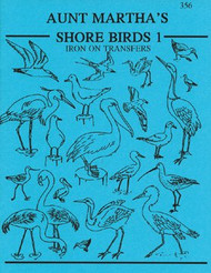 Aunt Martha's #356 Shore Birds