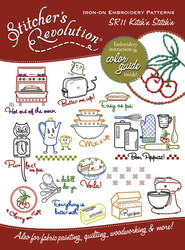 SR11 Stitcher's Revolution Kitch'n Stitch'n