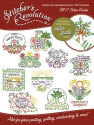 SR17 Stitcher's Revolution Urban Garden