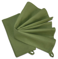 Aunt Martha's Stitch 'Em Up Solid Dishtowel (Avocado Green)