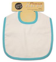 Baby Bib - Turquoise