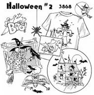 Aunt Martha's #3868 Halloween #2
