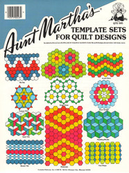 Template Set for Quilt Top Designs - 10 Pieces