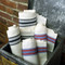 Aunt Martha's Retro Herringbone Stripe Towels Assorted Styles