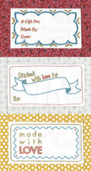 Aunt Martha's Special Edition - Quilt & Project Label