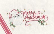 Aunt Martha's Special Edition - Merry Christmas Santa