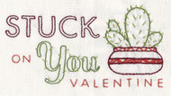 Aunt Martha's Special Edition - Stuck On You Valentine