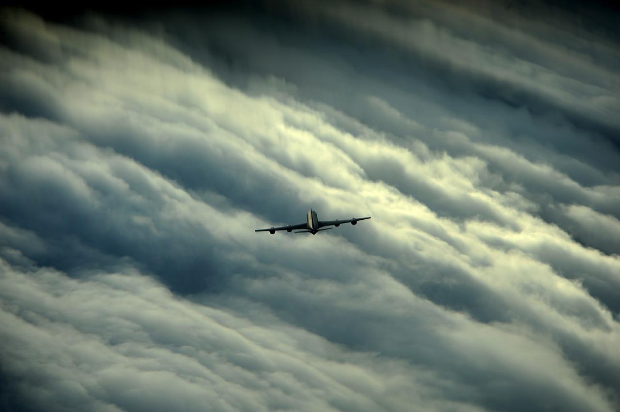 goo, aviation slang, plane, storm, pilot lingo