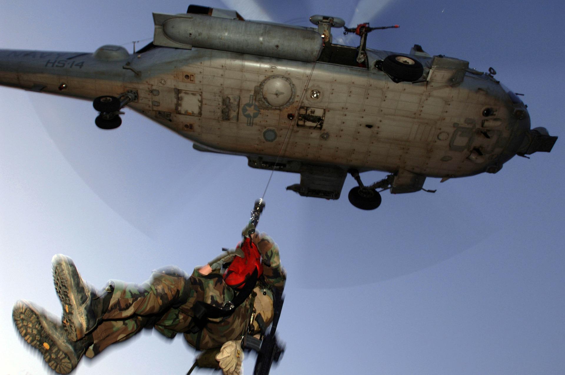 Angel, rescue helicopter, navy chopper, aviation slang, pilot lingo