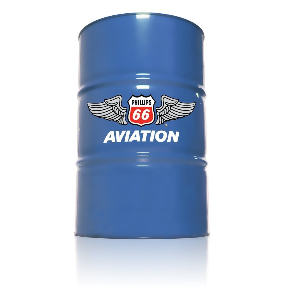 Phillips 66 victory aviation oil 100aw 55 gallon drum for Motor oil 55 gallon drums wholesale