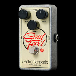 Electro Harmonix Soul Food Distortion Fuzz Overdrive