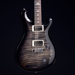 PRS Custom 22 Charcoal Wrap Burst 10 Top 0149