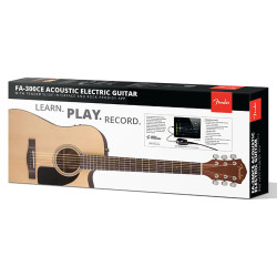 Fender FA- 300CE Acoustic Pack