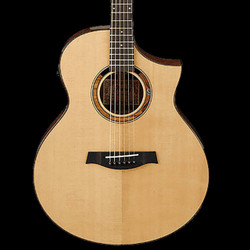 Ibanez Exotic AEW120BGNT Natural High Gloss Acoustic Guitar