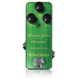 One Control Persian Green Screamer Tube Screamer