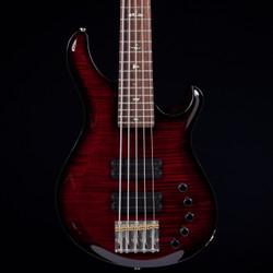 Paul Reed Smith Grainger Bass 5 Custom Color 10 Top S/N 216122