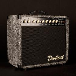 Devilcat 1X12 Combo Jimmy Jr Snakeskin S/N 141106