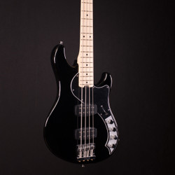 Fender American Deluxe Dimension Bass IV HH Black