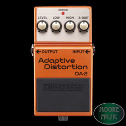 Boss DA-2: Adaptive Distortion