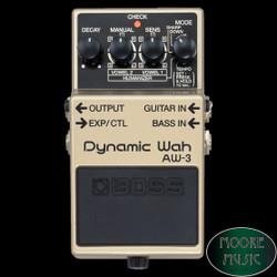 Boss AW-3: Dynamic Wah