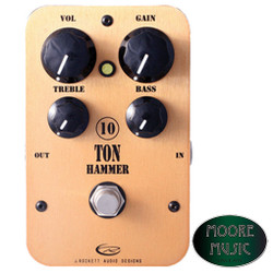 J Rockett 10 Ton Hammer Distortion Pedal