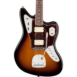 Fender Kurt Cobain Jaguar 3 Color Sunburst
