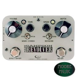 J Rockett Revolver Stereo Splitter/EQ/Boost