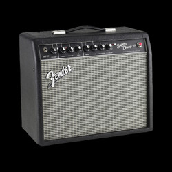 Fender Super Champ X2 Combo Black Silver 9542