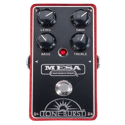 Mesa/Boogie Tone Burst Boost/Overdrive Pedal