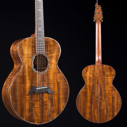 Breedlove Exotic King Koa Auditorium Koa 1499