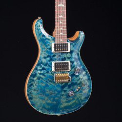 PRS Custom 24-08 MMG Exclusive River Blue 10 Top 0821