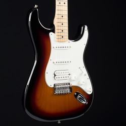 Fender Standard Stratocaster HSS Brown Sunburst 6431