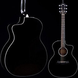 Taylor 214CE Black Deluxe 6583