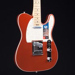 Fender American Elite Telecaster Autumn Blaze Metallic 0189