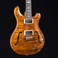 PRS Hollowbody II Piezo Black Gold 10 Top 2597