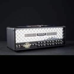 Mesa/Boogie Dual Rectifier Head Standard Black 8798