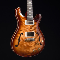 PRS Hollowbody II Piezo MMG Exclusive 10 Top Copperhead Burst 3751