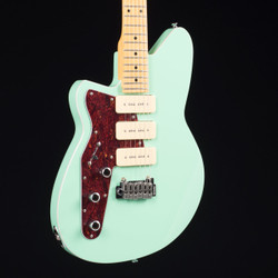 Reverend Jetstream 390 Lefty Oceanside Green 6134