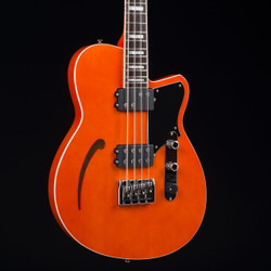 Reverend Dub King Bass Rock Orange 6945