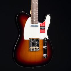 Fender American Professional Telecaster Three Tone Sunburst 3222