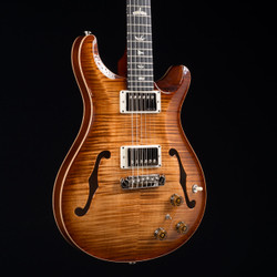 PRS Hollowbody II Piezo 10 Top Copperhead Burst 4054