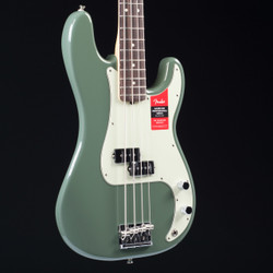 Fender American Professional Precision Bass Antique Olive 5467