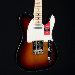 Fender American Professional Telecaster Three Tone Sunburst 3238