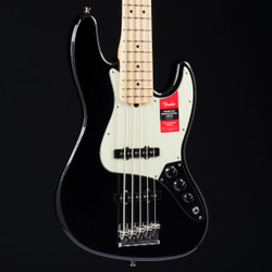 Fender American Professional Jazz Bass V Black 3247