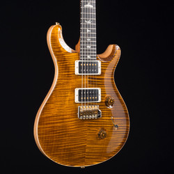 PRS Custom 24 10 Top Black Gold 6107