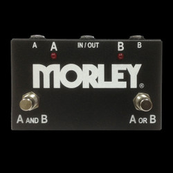 Morley Aby Switch Pedal