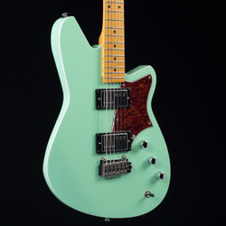 Reverend Descent HC90 Baritone Oceanside Green 8915