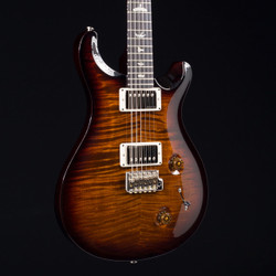 PRS Custom 22 10 Top Black Gold Wrap 6771
